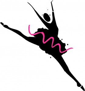 Dance Elite dancer logo